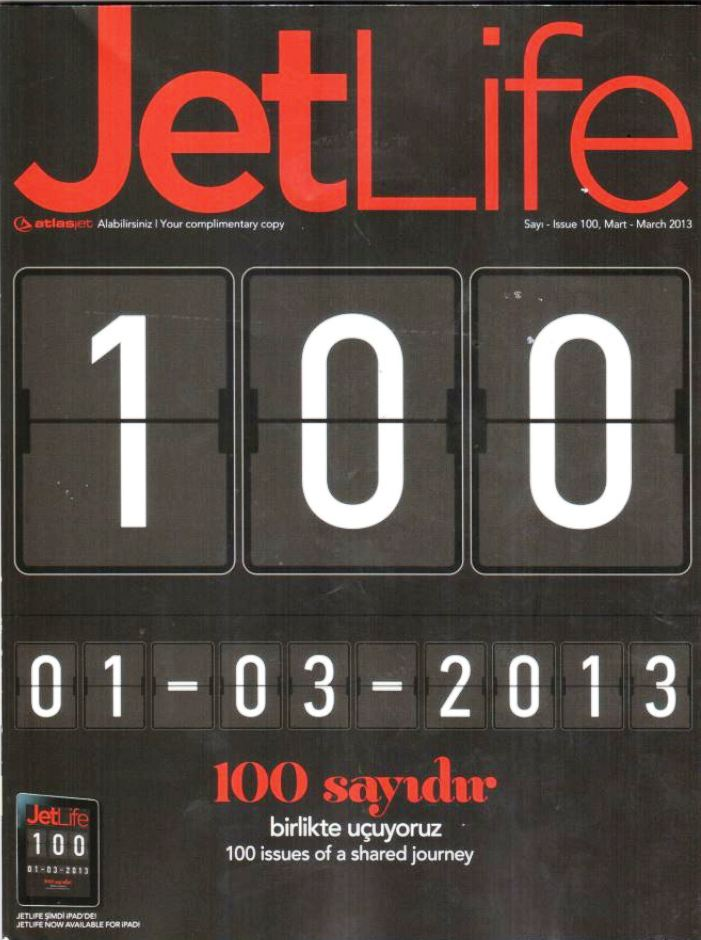 Jet Life cover March 2013