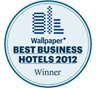 Wallpaper's Best Business Hotel 2012