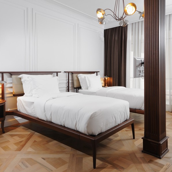 Georges hotel galata 39 da deluxe ki yatakl oda georges for Cube suites istanbul